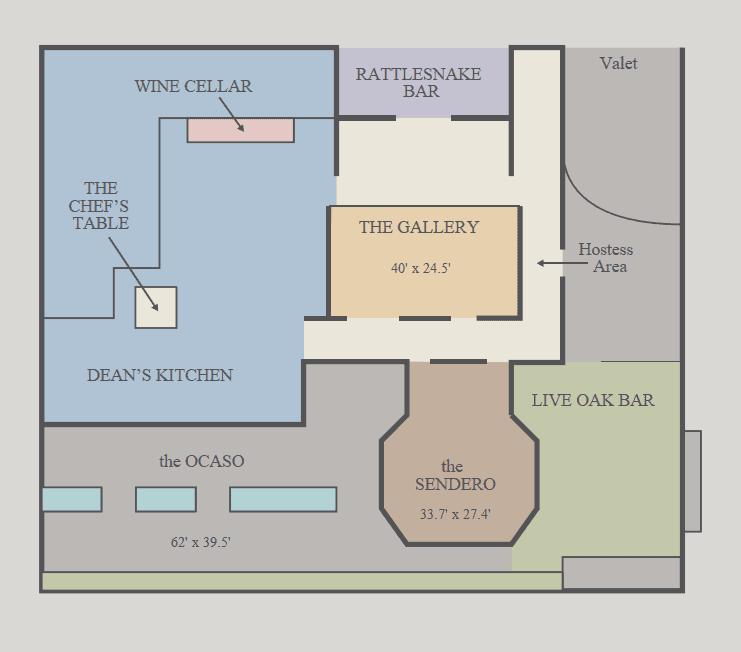 Fearing's Floorplan