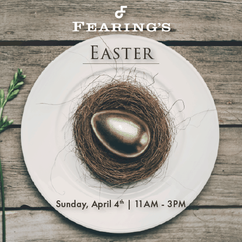 Fearings Easter Brunch